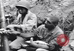 Image of Negro soldiers Bougainville Island Papua New Guinea, 1944, second 12 stock footage video 65675074320