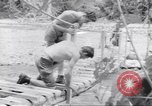 Image of Negro soldiers Bougainville Island Papua New Guinea, 1944, second 1 stock footage video 65675074321