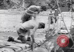 Image of Negro soldiers Bougainville Island Papua New Guinea, 1944, second 2 stock footage video 65675074321