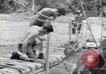 Image of Negro soldiers Bougainville Island Papua New Guinea, 1944, second 3 stock footage video 65675074321