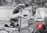 Image of Negro soldiers Bougainville Island Papua New Guinea, 1944, second 5 stock footage video 65675074321
