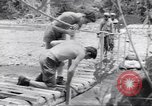 Image of Negro soldiers Bougainville Island Papua New Guinea, 1944, second 7 stock footage video 65675074321