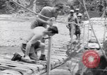 Image of Negro soldiers Bougainville Island Papua New Guinea, 1944, second 8 stock footage video 65675074321