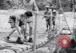 Image of Negro soldiers Bougainville Island Papua New Guinea, 1944, second 9 stock footage video 65675074321