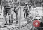 Image of Negro soldiers Bougainville Island Papua New Guinea, 1944, second 10 stock footage video 65675074321