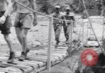 Image of Negro soldiers Bougainville Island Papua New Guinea, 1944, second 11 stock footage video 65675074321