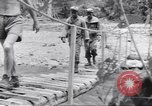 Image of Negro soldiers Bougainville Island Papua New Guinea, 1944, second 12 stock footage video 65675074321