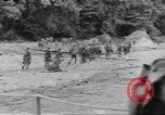 Image of Negro soldiers Bougainville Island Papua New Guinea, 1944, second 7 stock footage video 65675074322