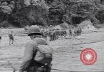 Image of Negro soldiers Bougainville Island Papua New Guinea, 1944, second 10 stock footage video 65675074322