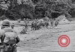 Image of Negro soldiers Bougainville Island Papua New Guinea, 1944, second 11 stock footage video 65675074322
