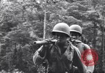 Image of Negro soldiers Bougainville Island Papua New Guinea, 1944, second 12 stock footage video 65675074323