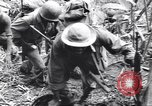 Image of Negro soldiers Bougainville Island Papua New Guinea, 1944, second 3 stock footage video 65675074324
