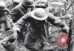 Image of Negro soldiers Bougainville Island Papua New Guinea, 1944, second 4 stock footage video 65675074324