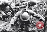 Image of Negro soldiers Bougainville Island Papua New Guinea, 1944, second 5 stock footage video 65675074324