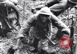 Image of Negro soldiers Bougainville Island Papua New Guinea, 1944, second 6 stock footage video 65675074324
