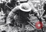 Image of Negro soldiers Bougainville Island Papua New Guinea, 1944, second 8 stock footage video 65675074324