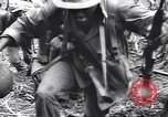 Image of Negro soldiers Bougainville Island Papua New Guinea, 1944, second 9 stock footage video 65675074324