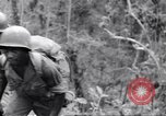 Image of Negro soldiers Bougainville Island Papua New Guinea, 1944, second 4 stock footage video 65675074325