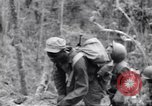 Image of Negro soldiers Bougainville Island Papua New Guinea, 1944, second 10 stock footage video 65675074325