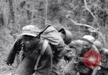 Image of Negro soldiers Bougainville Island Papua New Guinea, 1944, second 11 stock footage video 65675074325