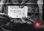 Image of Negro soldiers Bougainville Island Papua New Guinea, 1944, second 1 stock footage video 65675074326