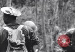 Image of Negro soldiers Bougainville Island Papua New Guinea, 1944, second 7 stock footage video 65675074326