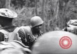 Image of Negro soldiers Bougainville Island Papua New Guinea, 1944, second 8 stock footage video 65675074326