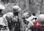 Image of Negro soldiers Bougainville Island Papua New Guinea, 1944, second 9 stock footage video 65675074326