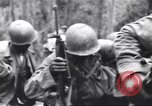 Image of Negro soldiers Bougainville Island Papua New Guinea, 1944, second 11 stock footage video 65675074326