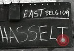 Image of 82nd Armored Reconnaissance Battalion parades in East Belgium Hasselt Belgium, 1945, second 9 stock footage video 65675074329