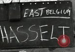 Image of 82nd Armored Reconnaissance Battalion parades in East Belgium Hasselt Belgium, 1945, second 10 stock footage video 65675074329