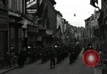 Image of 82nd Armored Reconnaissance Battalion parades in East Belgium Hasselt Belgium, 1945, second 12 stock footage video 65675074329