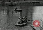 Image of United States infantrymen Leimersheim Germany, 1945, second 6 stock footage video 65675074332