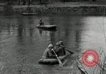 Image of United States infantrymen Leimersheim Germany, 1945, second 7 stock footage video 65675074332