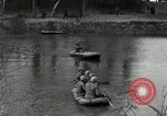Image of United States infantrymen Leimersheim Germany, 1945, second 9 stock footage video 65675074332