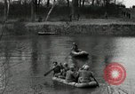 Image of United States infantrymen Leimersheim Germany, 1945, second 11 stock footage video 65675074332