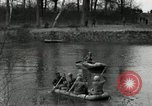 Image of United States infantrymen Leimersheim Germany, 1945, second 12 stock footage video 65675074332