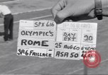 Image of Irwin Robertson athlete Rome Italy, 1960, second 2 stock footage video 65675074335