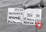 Image of Irwin Robertson athlete Rome Italy, 1960, second 5 stock footage video 65675074335