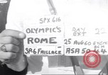 Image of United States athletes Rome Italy, 1960, second 1 stock footage video 65675074337