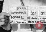 Image of United States athletes Rome Italy, 1960, second 2 stock footage video 65675074337