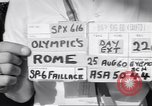 Image of United States athletes Rome Italy, 1960, second 4 stock footage video 65675074337