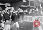 Image of United States athletes Rome Italy, 1960, second 5 stock footage video 65675074337
