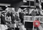 Image of United States athletes Rome Italy, 1960, second 6 stock footage video 65675074337