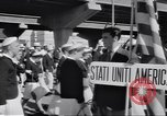 Image of United States athletes Rome Italy, 1960, second 8 stock footage video 65675074337