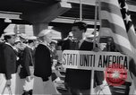 Image of United States athletes Rome Italy, 1960, second 9 stock footage video 65675074337