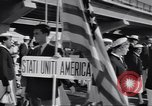 Image of United States athletes Rome Italy, 1960, second 10 stock footage video 65675074337