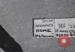 Image of United States athletes Rome Italy, 1960, second 2 stock footage video 65675074338
