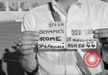 Image of Italian athletes Rome Italy, 1960, second 2 stock footage video 65675074339