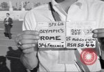 Image of Italian athletes Rome Italy, 1960, second 3 stock footage video 65675074339